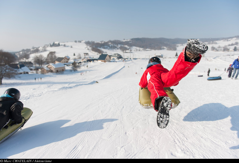Luge,-Air-Board,-Snow-Tubbing aux plans d'hotonnes