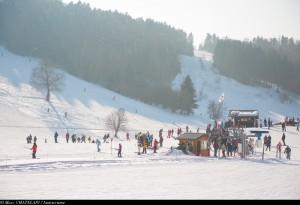 Ski Alpin aux Plans d'Hotonnes